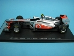 McLaren F1 Japan GP Victory 2011 Button No.4 1:43 Spark
